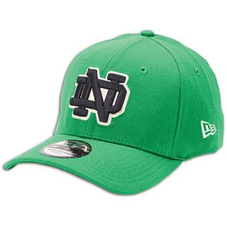 New Era College Classic Core Cap   Mens   Basketball   Accessories   Notre Dame Fighting Irish   Green