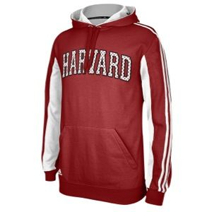 adidas College Statement Pullover Hoodie   Mens   Basketball   Clothing   Harvard Crimson   Crimson