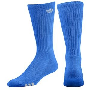 adidas Originals 3 Stripe Crew Socks   Mens   Casual   Accessories   Black/White
