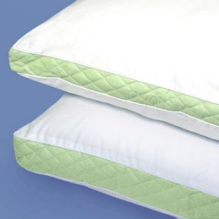 Perfect Fit Quilted Density Bed Pillow   Medium   Bed Pillows