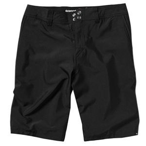 Quiksilver Dry Dock Amphibian Shorts   Mens   Casual   Clothing   Black