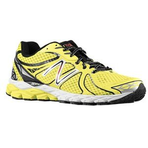 New Balance 870 V3   Mens   Running   Shoes   Yellow/Black/Silver