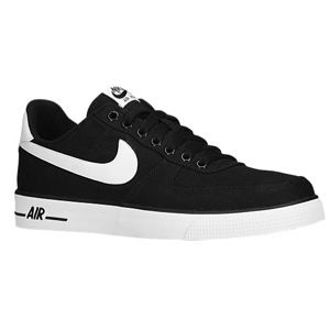 Nike Air Force 1 AC   Mens   Basketball   Shoes   Black/White