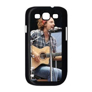 Jason Mraz Singer Giving a Performance Samsung Galaxy S3 Case for Samsung Galaxy S3 I9300 Plastic New Back Case Cell Phones & Accessories