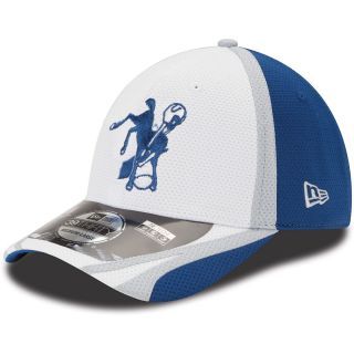NEW ERA Mens Indianapolis Colts 2014 Training Camp 39THIRTY Stretch Fit Cap