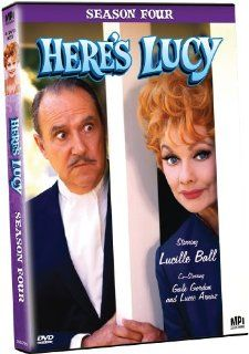 Here's Lucy Season 4 Lucille Ball, Lucie Arnaz, Desi Arnaz Jr., Gale Gordon, n/a Movies & TV