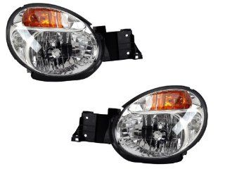 Subaru Impreza/Outback Headlights Oe Style Without Hid Headlamps Driver/Passe Automotive