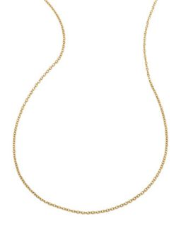 Mens 18K Gold Chain Necklace, 22   Ippolita   Gold (18k )