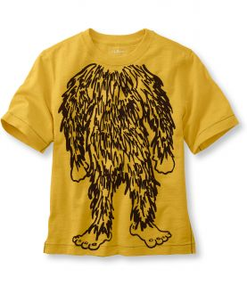 Boys Short Sleeve Graphic Tees, Monster