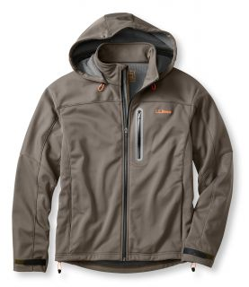 Mens  Big Game Windstopper Soft Shell Jacket
