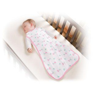 Summer Infant Swaddleme Muslin Sack, Apple And Pear  Nursery Swaddling Blankets  Baby