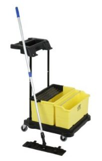 Continental SYS 5, ErgoWorx Touchless Microtek Complete Cleaning System (Case of 1)