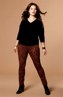 MICHAEL Michael Kors Sweater & Lucky Brand Skinny Jeans