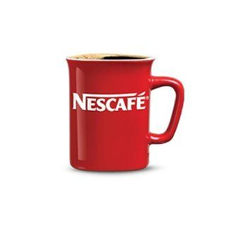 Greek Nescafe Classic Original Red Mug Coffee Machine And Espresso Machine Cleaning Products Kitchen & Dining
