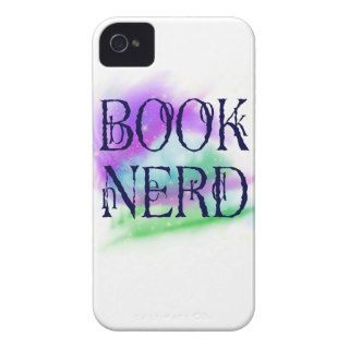 Book Nerd Light iPhone 4 Cases