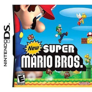 New Super Mario Bros Unknown Video Games