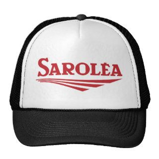 Sarolea Motorcycle Trucker Hat