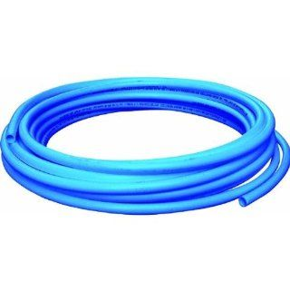 Zurn Pex Q3PC100XBLUE 1/2 Inch by 100 Foot ZurnPex Non Barrier Tubing Coils, Blue   Plumbing Hoses