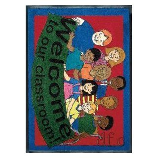 Joy Area Rugs Welcome To Our Classroom Welcome To Our Classroom (English)