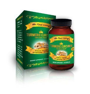 Organic Turmeric Curcumin with Black Pepper  Doctor Recommended* Highest Quality All Natural Pain Reliever, Anti Depressant, and More Powerful Anti Inflammatory & Antioxidant Protects From Free Radical Damage. 2,000% Increased Bioavailability. 95% Cur