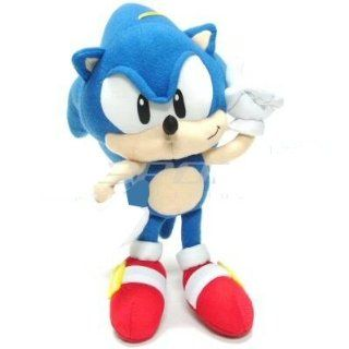7 Inch Sonic the Hedgehog Plush Doll   Sonic the Hedgehog Stuffed Toy Toys & Games