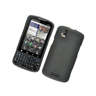 Motorola Droid Pro A957 XT610 Milestone Plus Black Hard Cover Case Cell Phones & Accessories