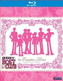 Ouran High School Host Club The Complete Series [Blu ray] Caitlin Glass, Vic Mignogna, J. Michael Tatum, Todd Haberkorn, Greg Ayres, Luci Christian, Travis Willingham Movies & TV