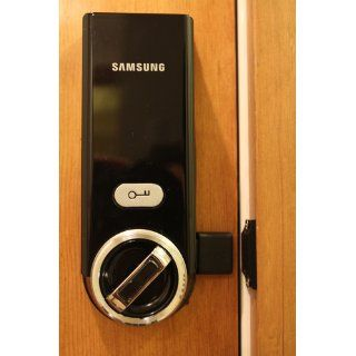 Samsung Ezon Digital Door Lock SHS 3321 Universial Deadbolt (US version) [New Model of SHS 3420]   Door Dead Bolts