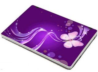17.3 Inch Laptop Notebook Skin Sticker Cover Art Decal Skins For Laptops Macbook Skins Art Skin Fits Laptop Dancing Butterfly Size Of 17.3 Inch HP Dell Lenovo Asus Compaq Asus Acer Computers With Nice Present Ribbon Computers & Accessories