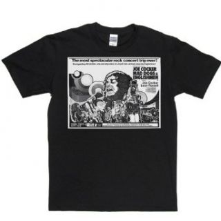 Joe Cocker Mad Dogs T shirt at  Men�s Clothing store