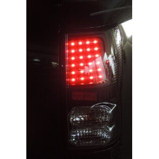 Spyder Auto ALT ON TTU07 LED BK Toyota Tundra Black LED Tail Light Automotive