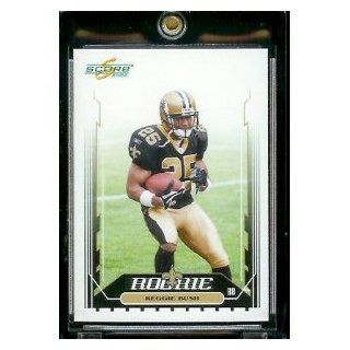 2006 Score New Orleans Saints Football Team Set . . . Featuring Reggie Bush Rookie  Sports Related Trading Cards  Sports & Outdoors