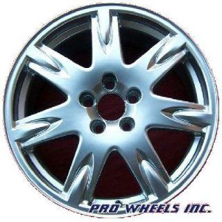 "Volvo 70 Series S60 S80 V70 17X7.5"" Hyper Silver Factory Wheel Rim 70253 Automotive"