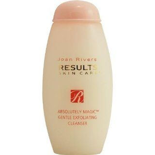 Joan Rivers by Joan Rivers Results Gentle Exfoliating Cleanser 1.7 oz (unboxed)   Cleanser  Facial Cleansing Products  Beauty