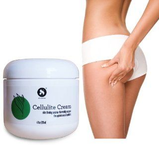 SHESSENTIALS Cellulite Cream Skin Tightening and Body Firming Treatment   Look and Feel 10 Years Younger All Natural Ingredients Reduce the Appearance of Cellulite and Stretch Marks   Recommended by Dr Oz for Women or Men   Advanced Formula with Caffeine