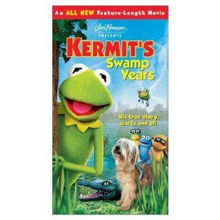 Kermit's Swamp Years [VHS] Steve Whitmire, Bill Barretta, Dave Goelz, Joey Mazzarino, John Kennedy, Alice Dinnean, Jerry Nelson, Cree Summer, Jarrod W. Amos, Ryan H. Amos, William Bookston, Stephen Denmark, Rufus Standefer, David Gumpel, Boris Malden,