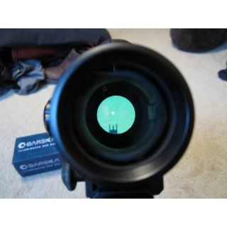 BARSKA Red Dot 30mm Riflescope  Rifle Scopes  Sports & Outdoors