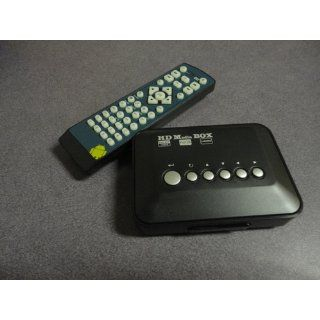 1080P HD USB HDMI SD/MMC Multi TV Media Player RMVB MKV Electronics