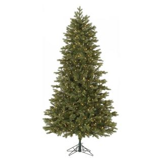 Vickerman 9 ft. Balsam Fir Slim Dura Lit Christmas Tree