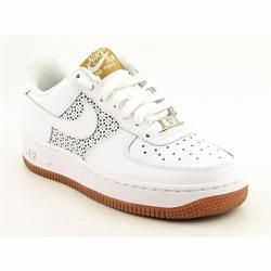 Nike Youth Kids Girlss Air Force 1 White Athletic (Size 3.5