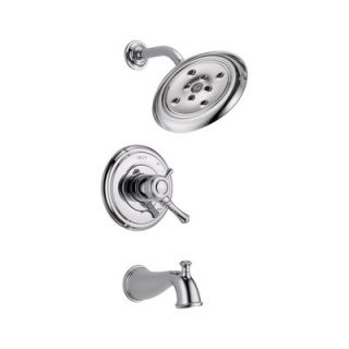 Delta Cassidy MultiChoice 17 Series Tub and Shower Trim