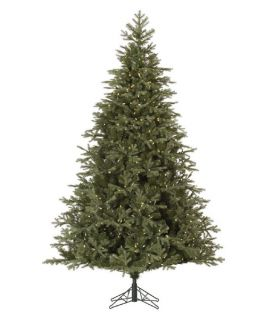 Vickerman 7.5 ft. Elk Frasier Fir Pre lit LED Christmas Tree   Christmas Trees