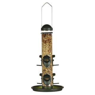 Perky Pet Safari Tube Bird Feeder
