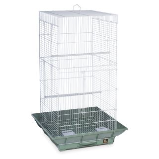 Prevue Pet Products Clean Life Tower Bird Cage SP852
