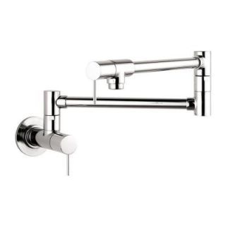 Hansgrohe Axor Starck Wall Mounted Potfiller in Chrome 10859001