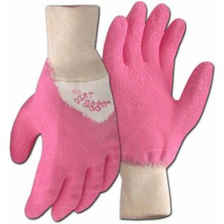 Boss Gloves 8401PXS Extra Small Pink Gardening and General Purpose Gloves
