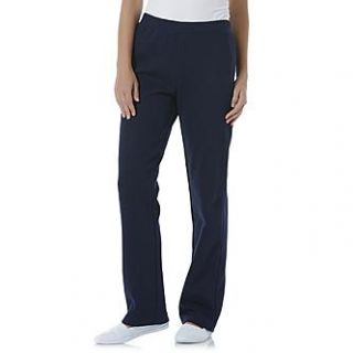 Basic Editions Womens Rib Knit Sweatpants   Clothing, Shoes & Jewelry