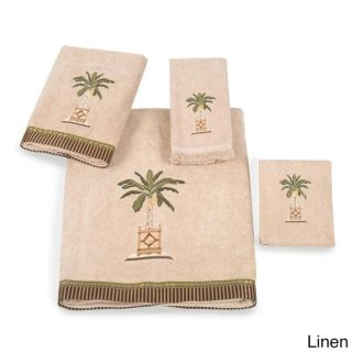 Tommy Bahama Embroidered Pineapple 6 piece Towel Set