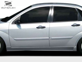 2000 2007 Ford Focus Duraflex B 2 Side Skirts 106860