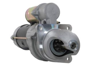 STARTER MOTOR FITS PERKINS INDUSTRIAL ENGINE 4.236 6 354 10465044